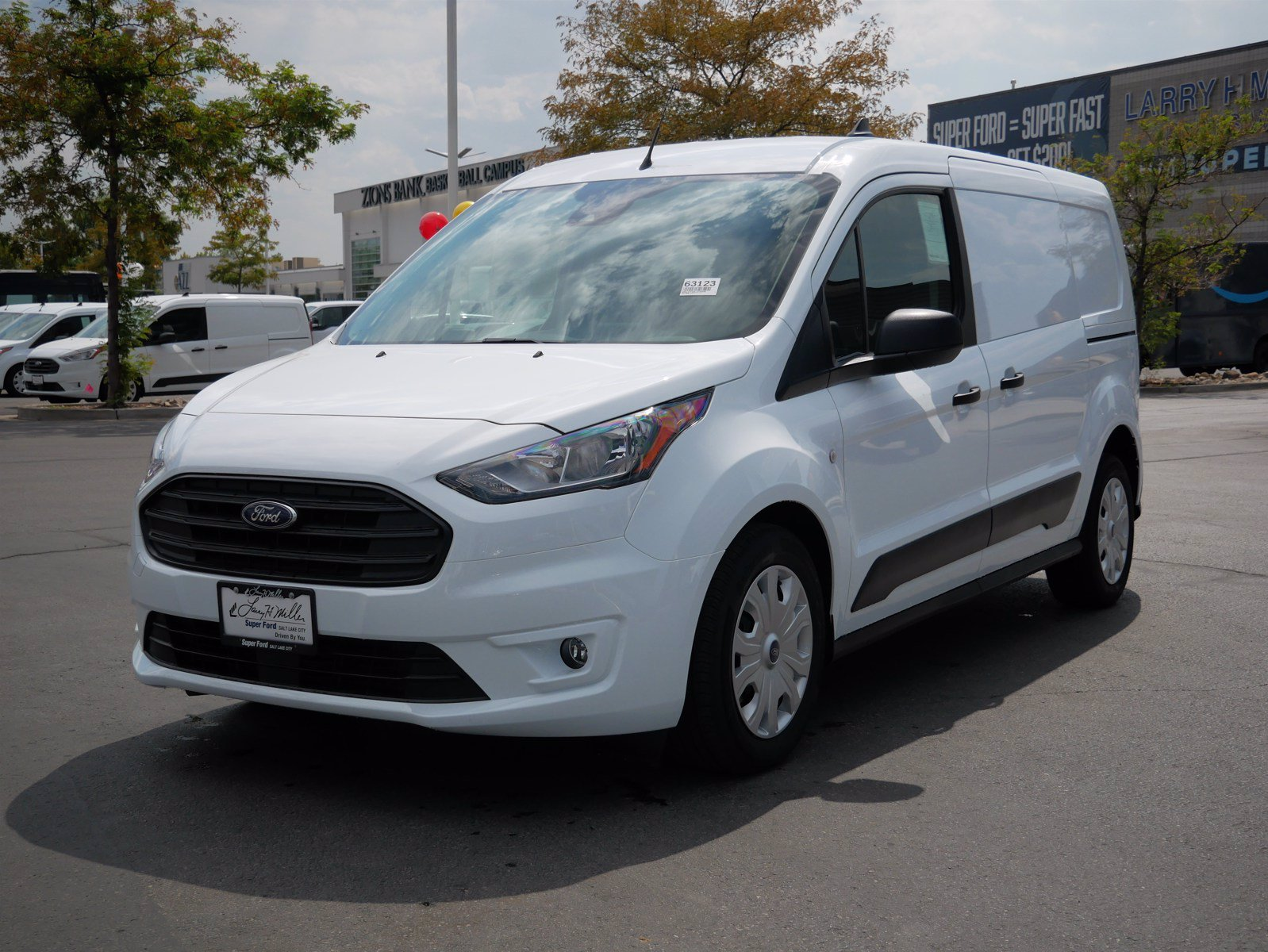 2020 Ford Transit Connect FWD, Empty Cargo Van #63123 - photo 10