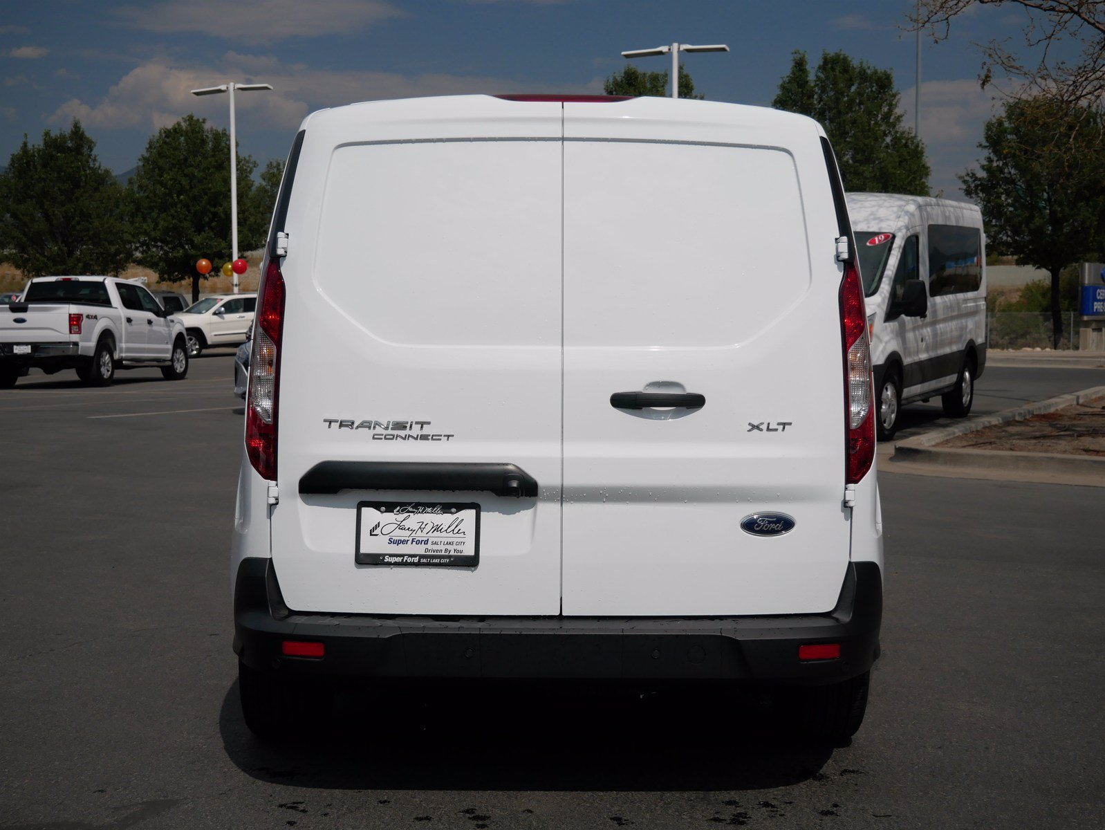 2020 Ford Transit Connect FWD, Empty Cargo Van #63123 - photo 7