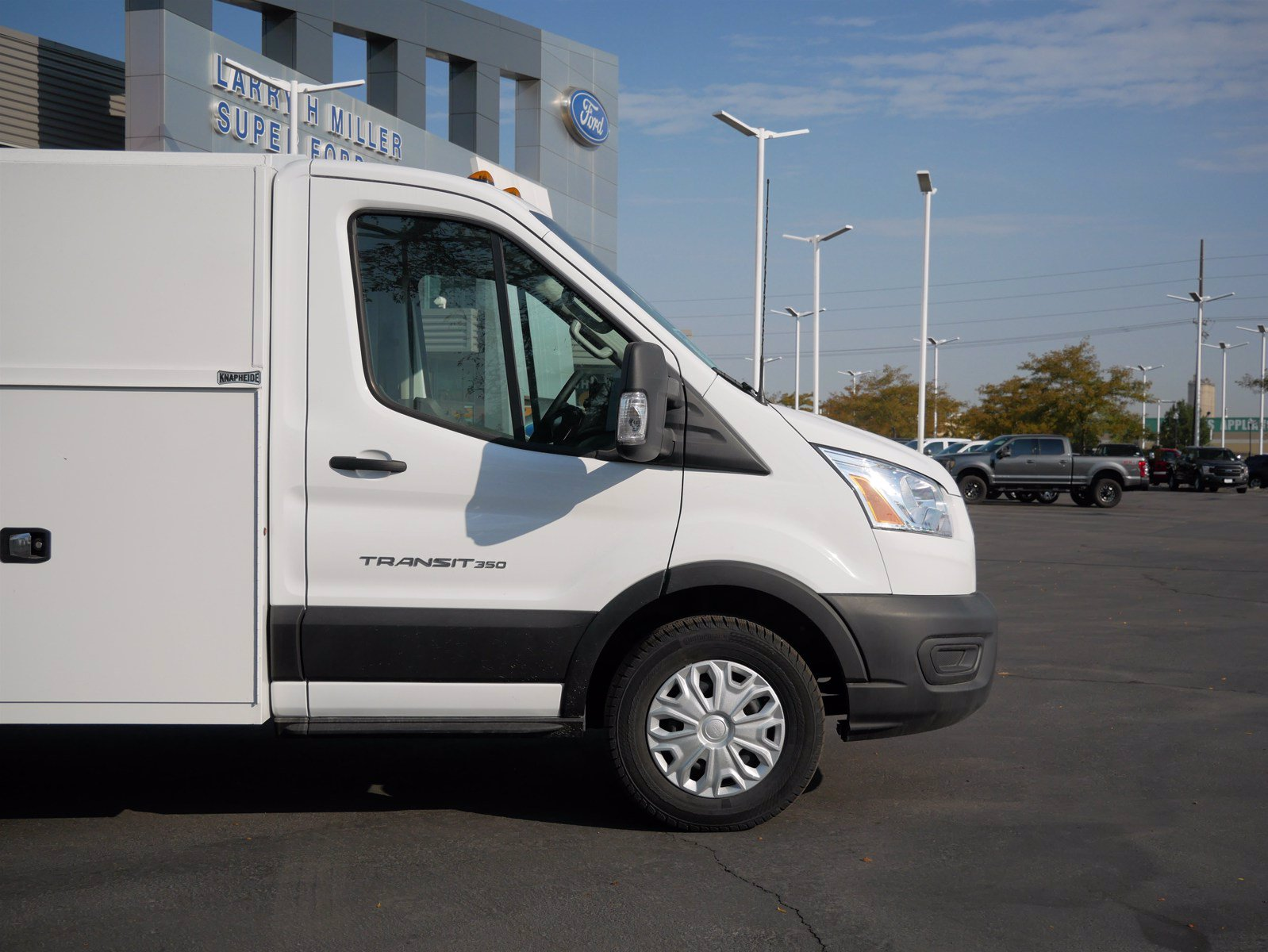 2020 Ford Transit 350 RWD, Knapheide KUV Service Utility Van #63132 - photo 11