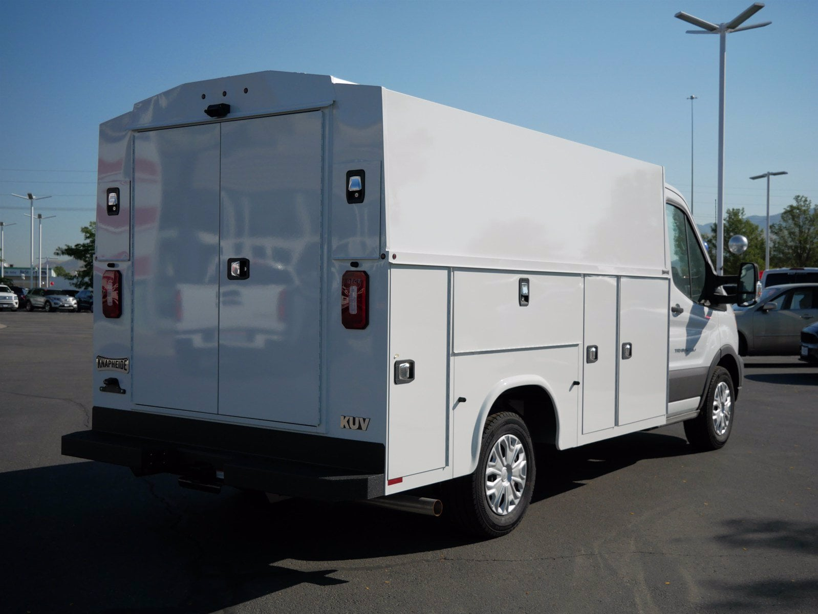 2020 Ford Transit 350 RWD, Knapheide Service Utility Van #63133 - photo 1