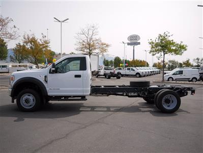 2020 Ford F-550 Regular Cab DRW 4x4, Cab Chassis #63156 - photo 8