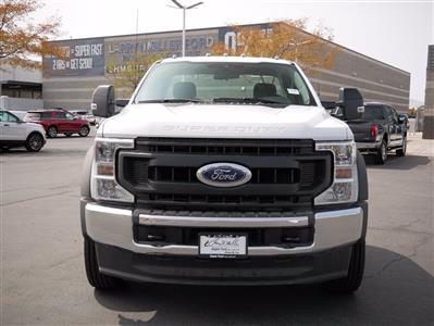 2020 Ford F-550 Regular Cab DRW 4x4, Cab Chassis #63156 - photo 10