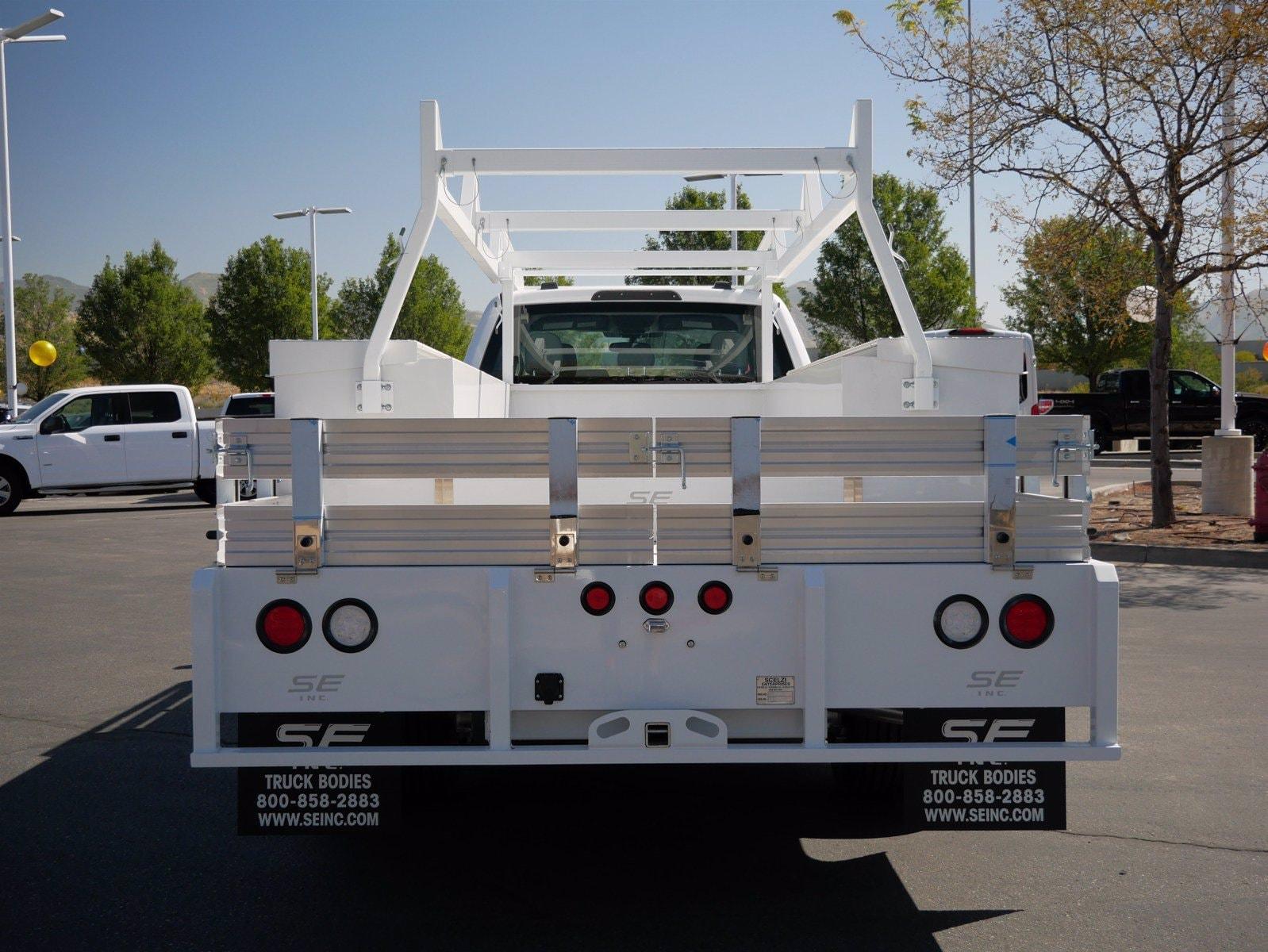 2020 Ford F-550 Super Cab DRW 4x4, Scelzi SEC Combo Body #63158 - photo 5