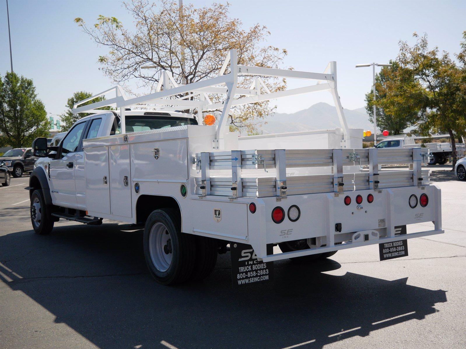 2020 Ford F-550 Super Cab DRW 4x4, Scelzi SEC Combo Body #63158 - photo 6