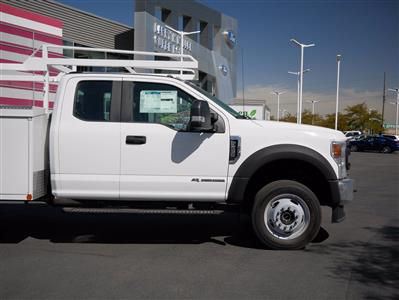 2020 Ford F-550 Super Cab DRW 4x4, Scelzi SEC Combo Body #63158 - photo 11