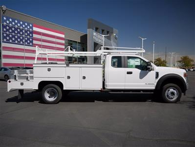 2020 Ford F-550 Super Cab DRW 4x4, Scelzi SEC Combo Body #63158 - photo 3