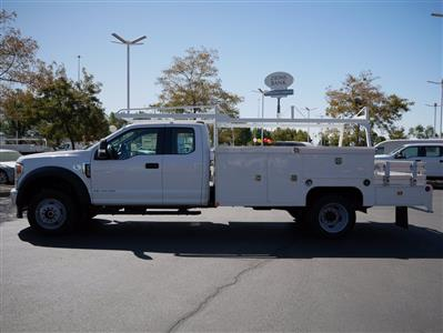 2020 Ford F-550 Super Cab DRW 4x4, Scelzi SEC Combo Body #63158 - photo 8