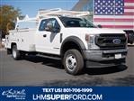 2020 Ford F-550 Super Cab DRW 4x4, Scelzi SEC Combo Body #63158 - photo 1