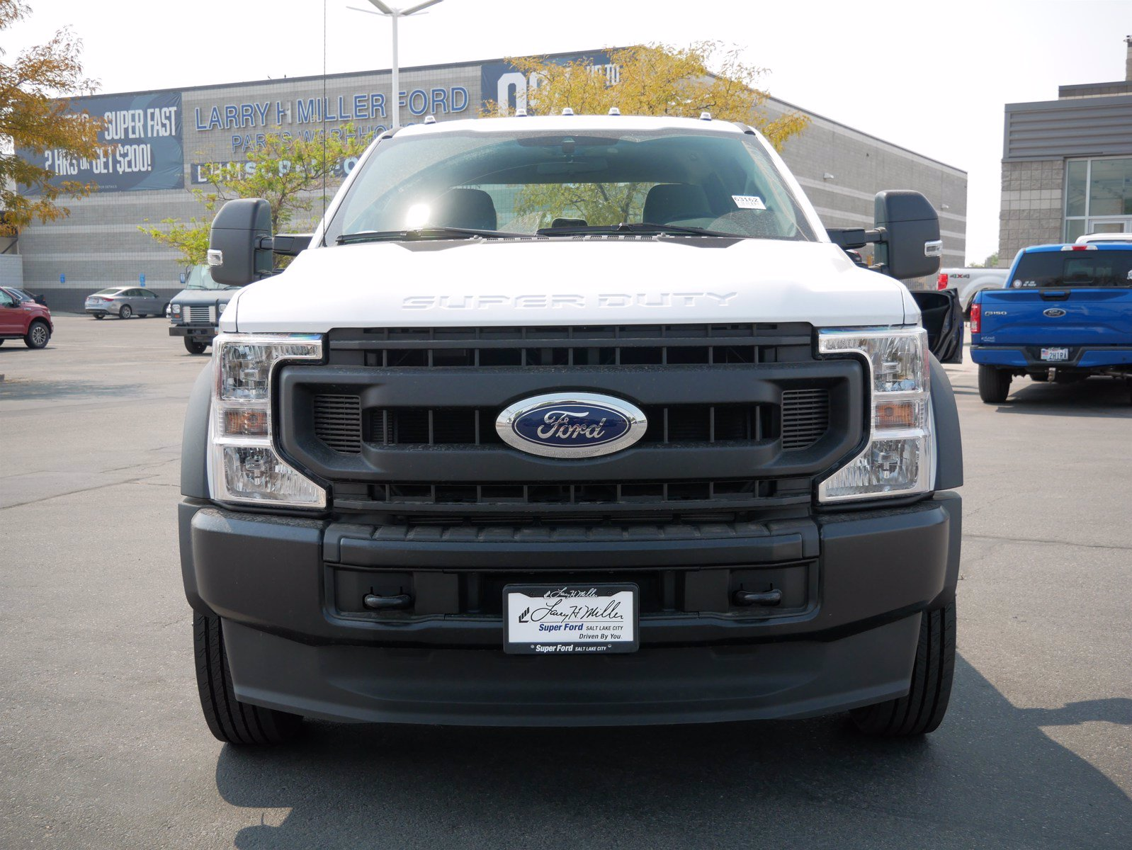 2020 Ford F-550 Crew Cab DRW 4x4, Cab Chassis #63160 - photo 10