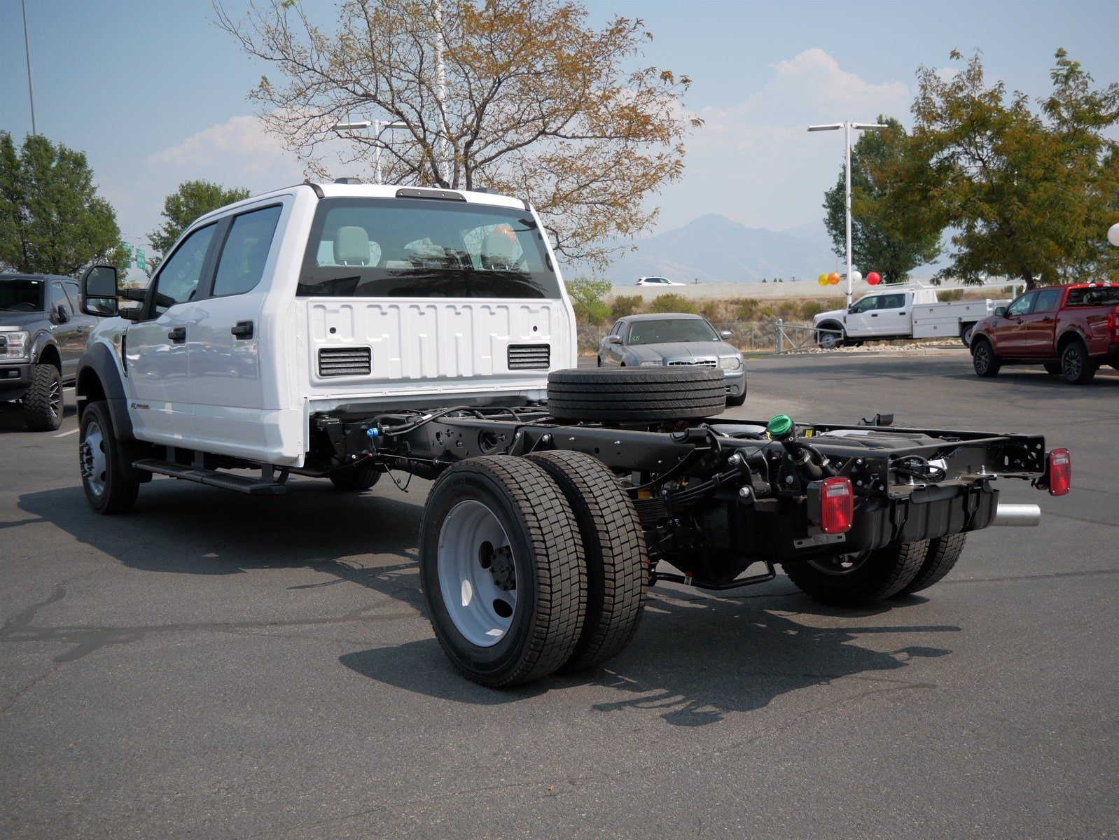 2020 Ford F-550 Crew Cab DRW 4x4, Cab Chassis #63160 - photo 7