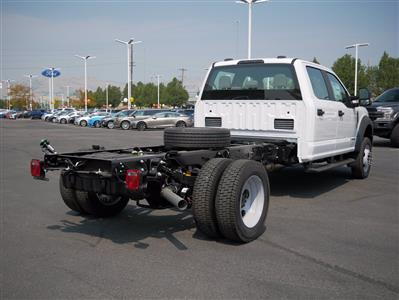 2020 Ford F-550 Crew Cab DRW 4x4, Cab Chassis #63160 - photo 2