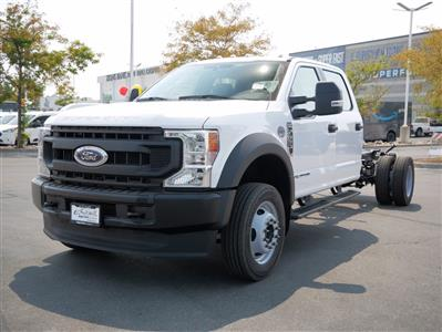 2020 Ford F-550 Crew Cab DRW 4x4, Cab Chassis #63160 - photo 9