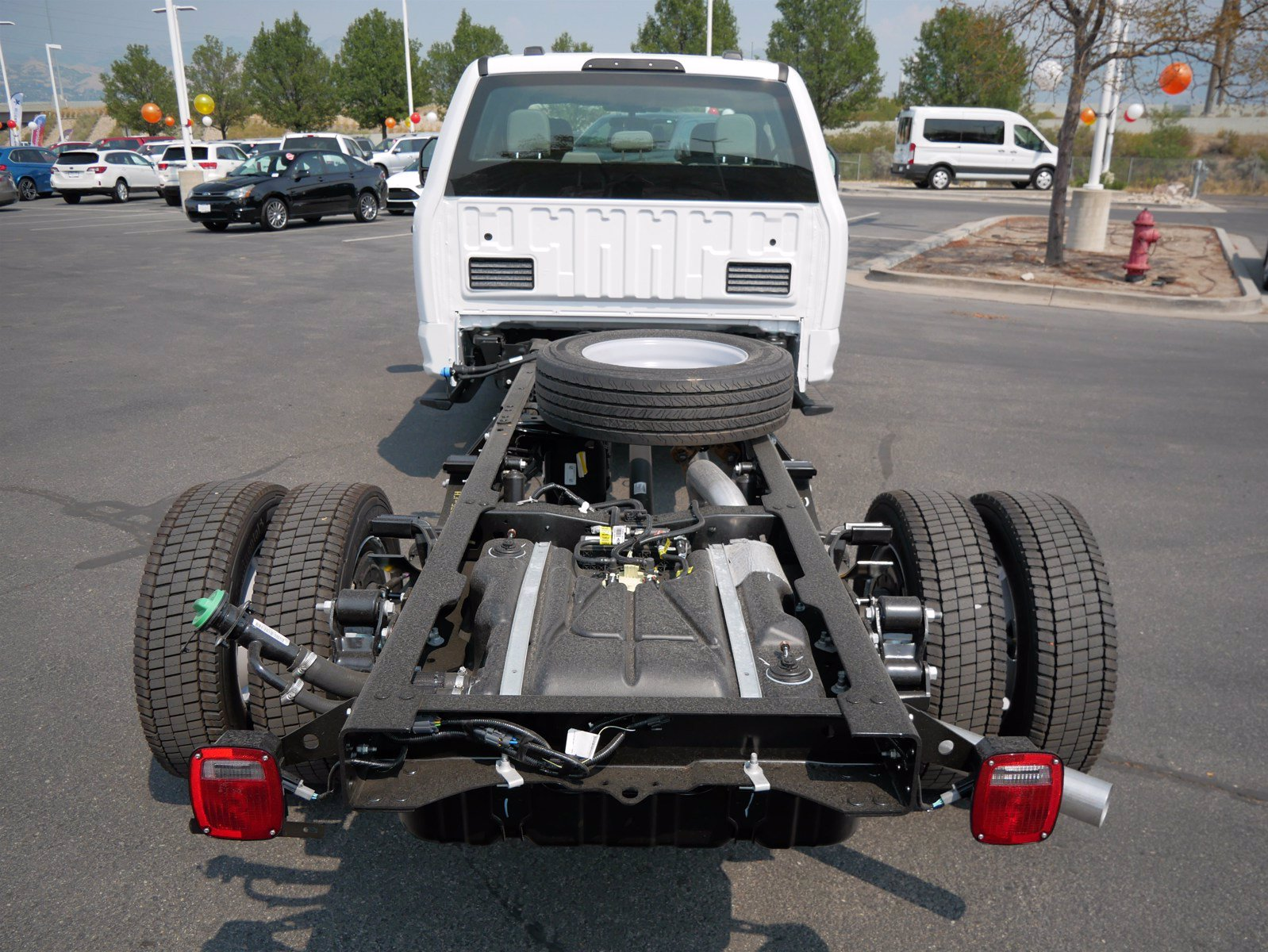 2020 Ford F-550 Crew Cab DRW 4x4, Cab Chassis #63162 - photo 21