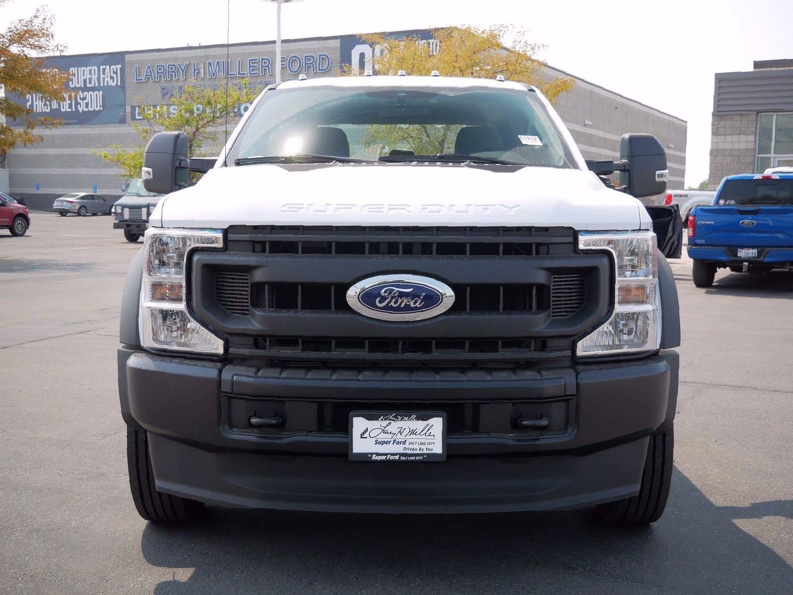 2020 Ford F-550 Crew Cab DRW 4x4, Cab Chassis #63162 - photo 31