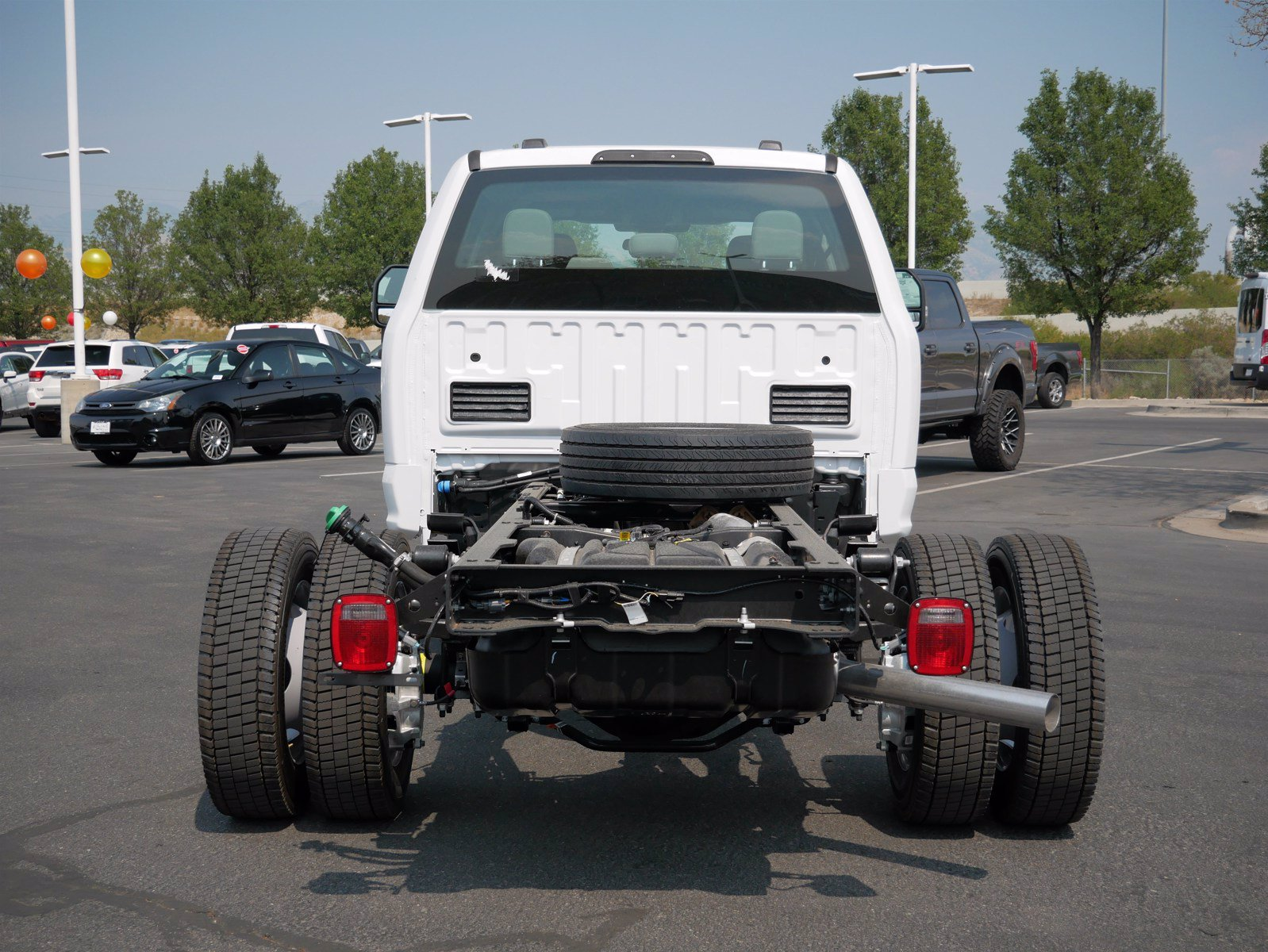 2020 Ford F-550 Crew Cab DRW 4x4, Cab Chassis #63163 - photo 4