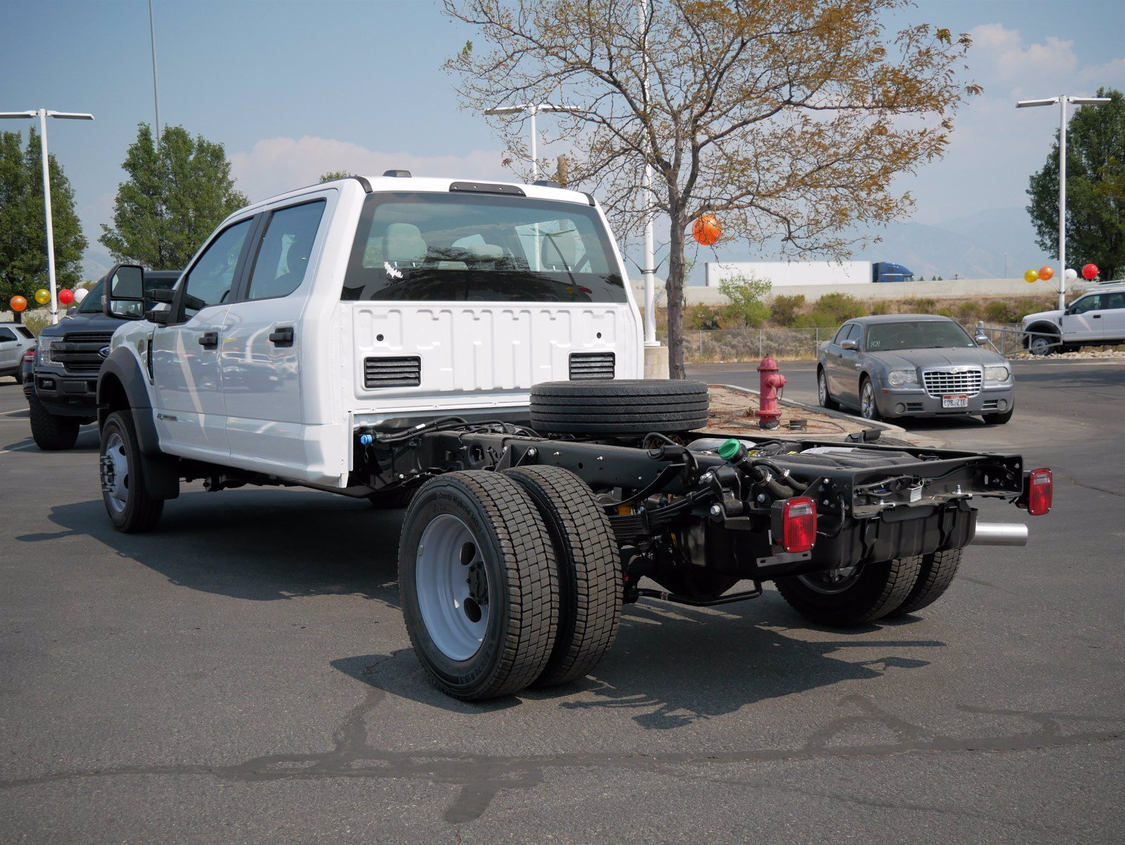 2020 Ford F-550 Crew Cab DRW 4x4, Cab Chassis #63163 - photo 5