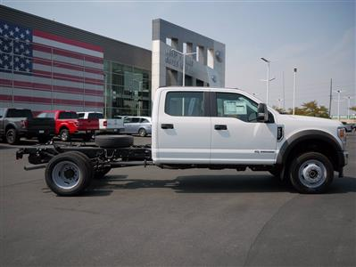 2020 Ford F-550 Crew Cab DRW 4x4, Cab Chassis #63163 - photo 3