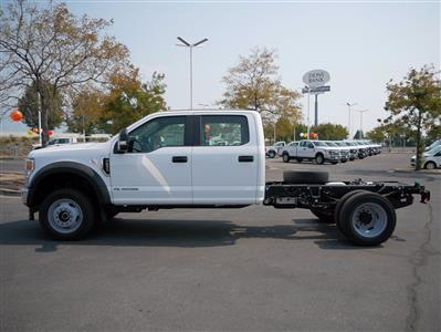 2020 Ford F-550 Crew Cab DRW 4x4, Cab Chassis #63163 - photo 8