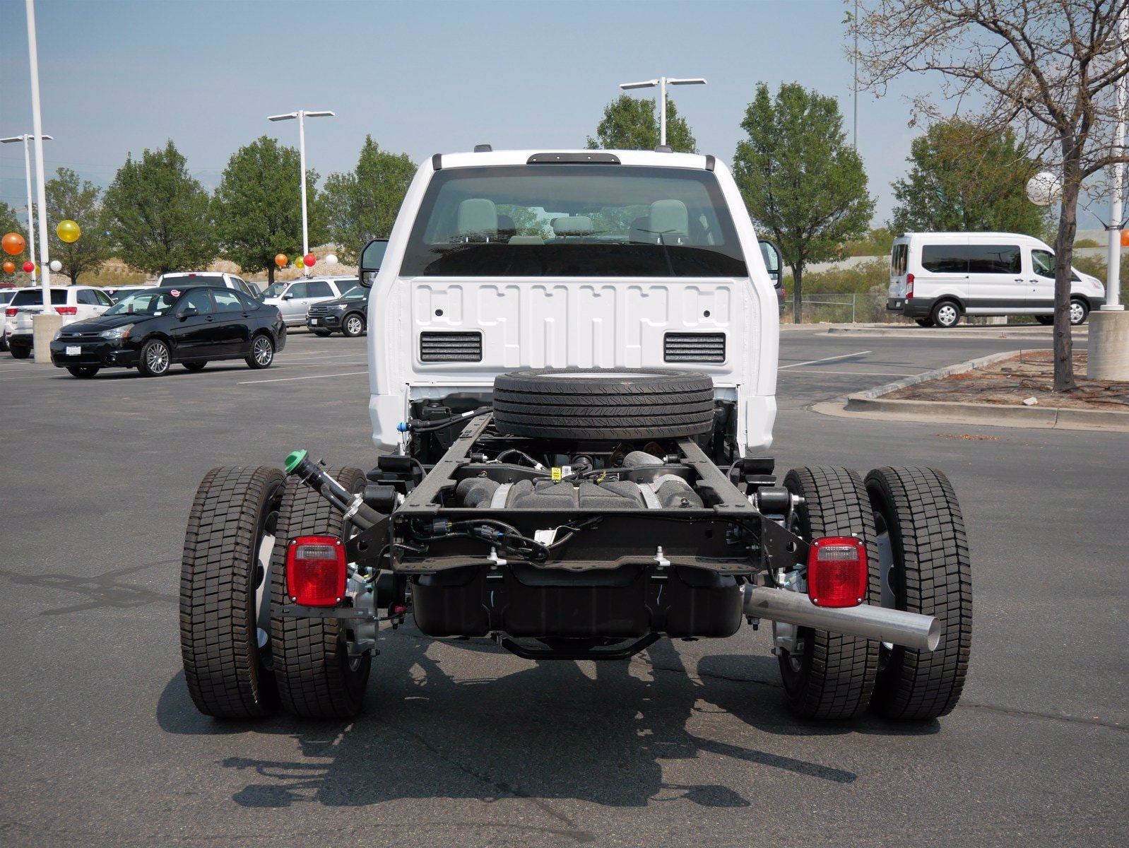 2020 Ford F-550 Crew Cab DRW 4x4, Cab Chassis #63166 - photo 6