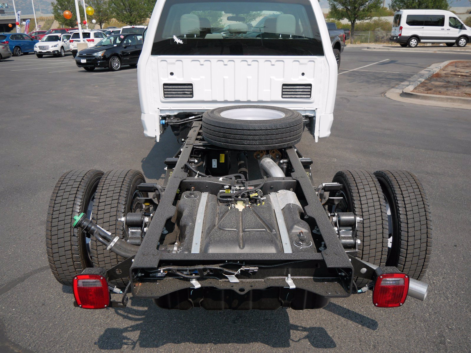 2020 Ford F-550 Crew Cab DRW 4x4, Cab Chassis #63169 - photo 23