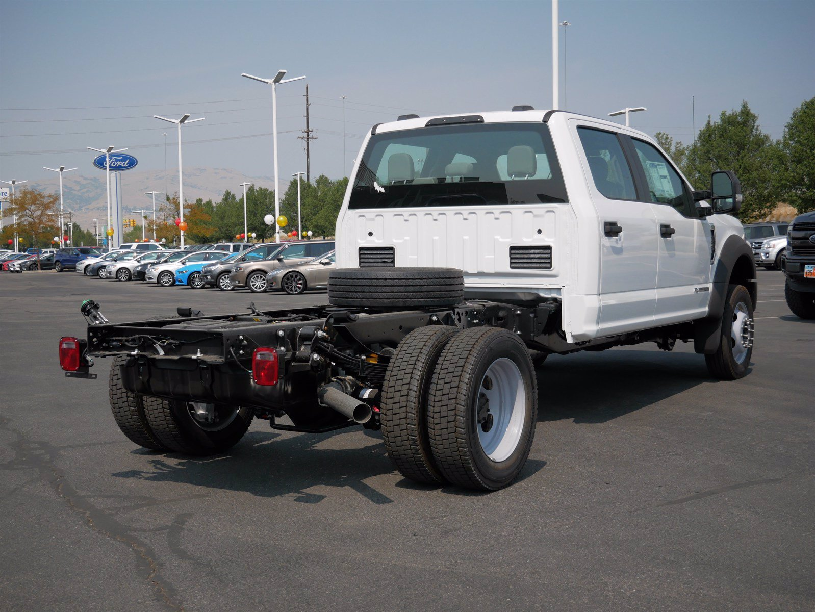 2020 Ford F-550 Crew Cab DRW 4x4, Cab Chassis #63169 - photo 2