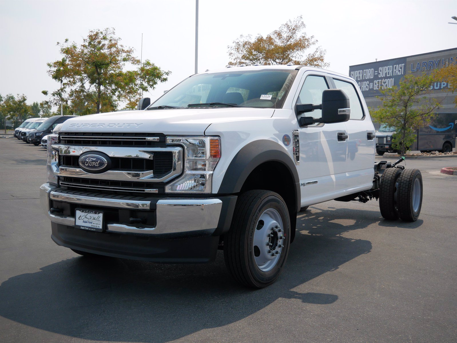 2020 Ford F-550 Crew Cab DRW 4x4, Cab Chassis #63169 - photo 9