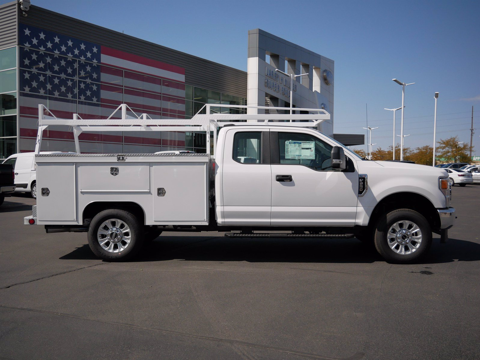 2020 Ford F-250 Super Cab 4x4, Scelzi Signature Service Body #63186 - photo 3