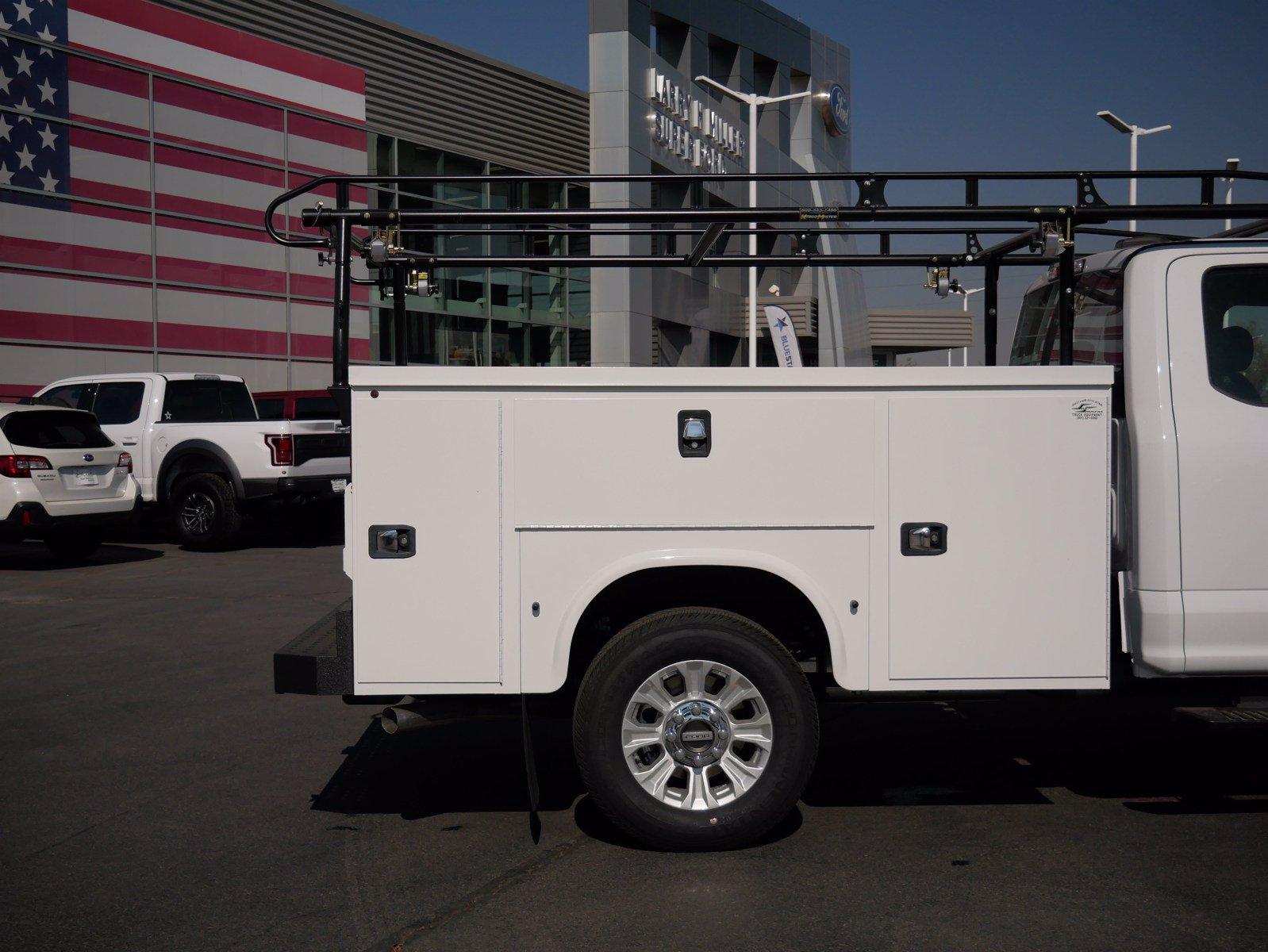 2020 Ford F-350 Super Cab 4x4, Knapheide Service Body #63189 - photo 10