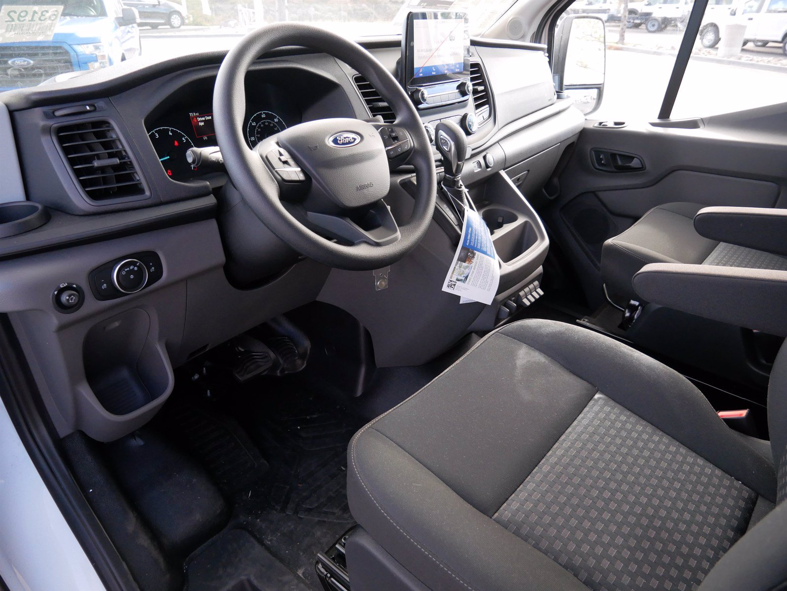 2020 Ford Transit 350 Med Roof AWD, Empty Cargo Van #63192 - photo 11
