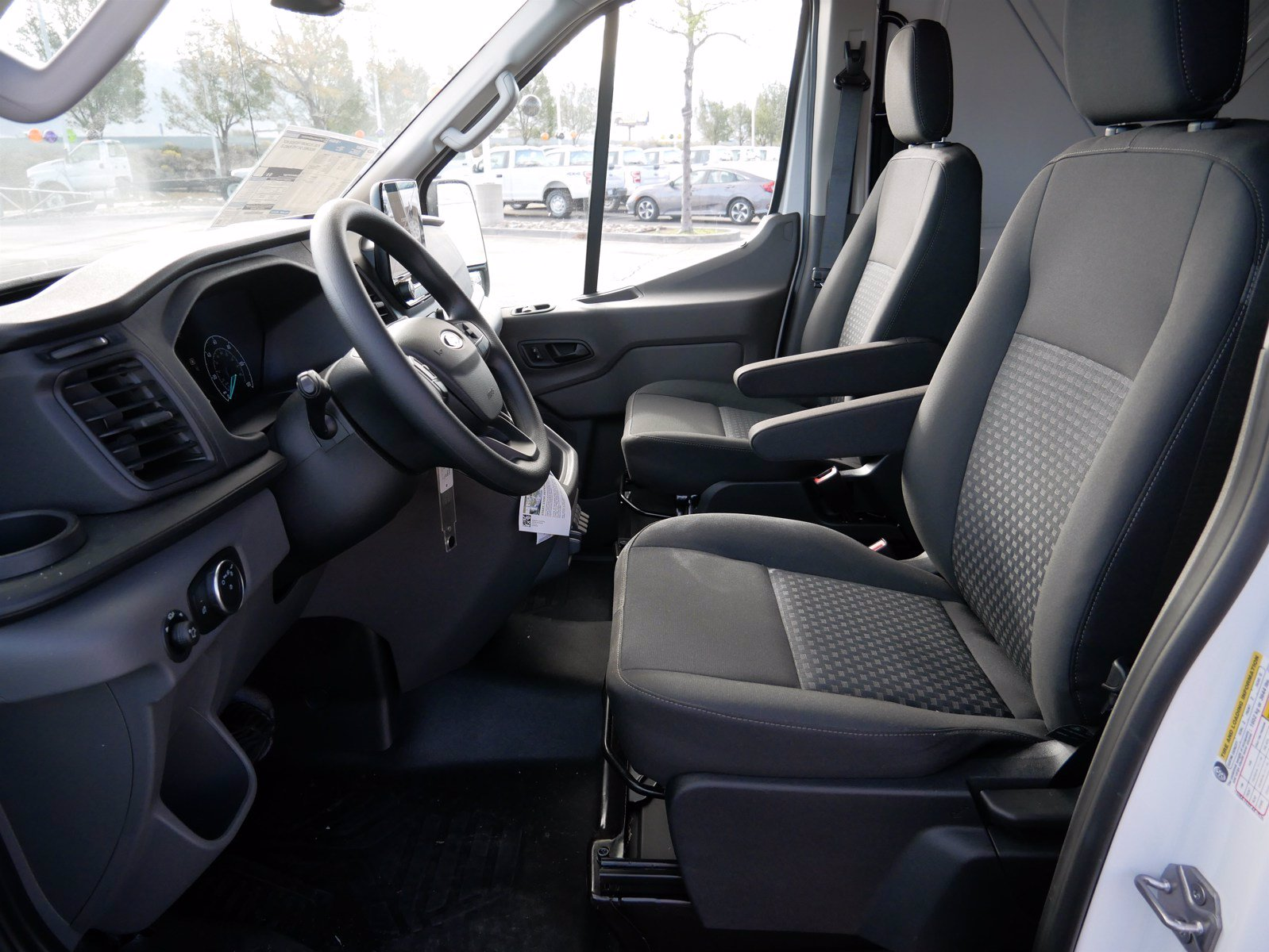 2020 Ford Transit 350 Med Roof AWD, Empty Cargo Van #63192 - photo 12