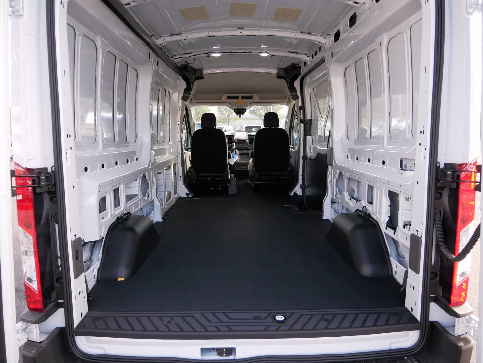 2020 Ford Transit 350 Med Roof AWD, Empty Cargo Van #63192 - photo 2