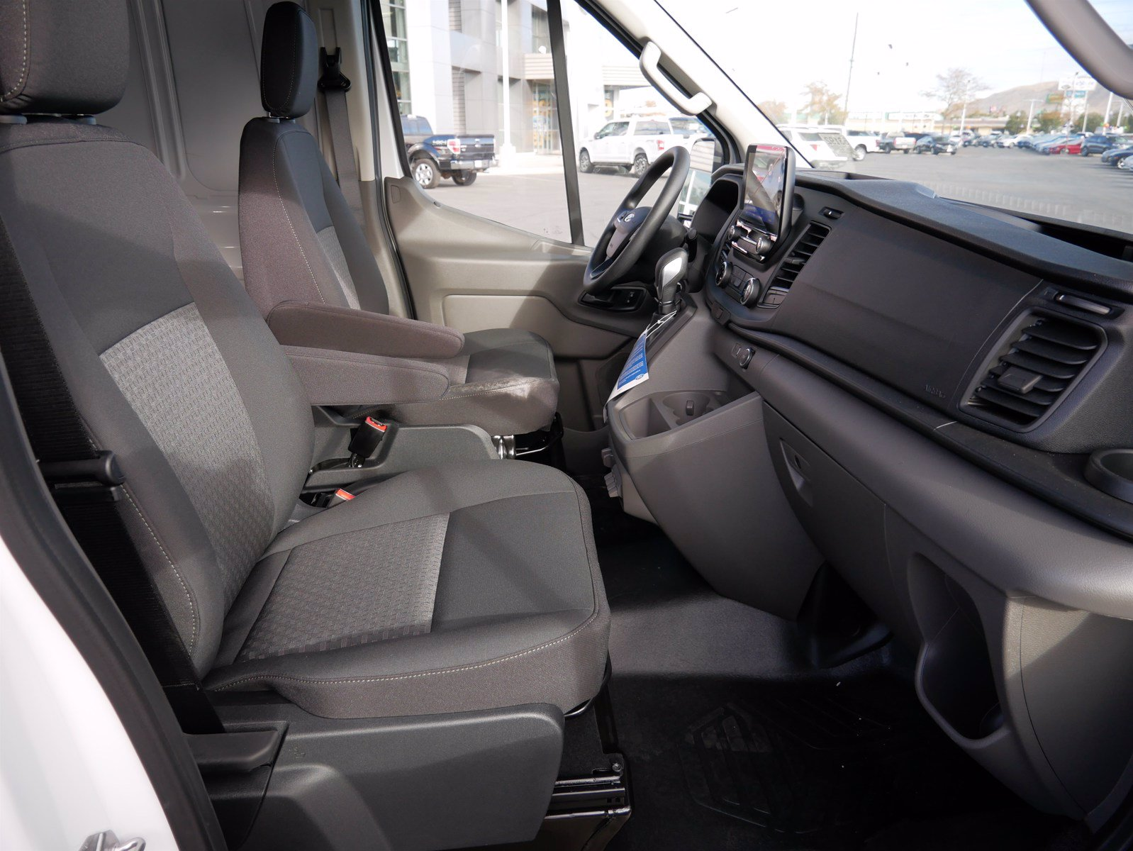 2020 Ford Transit 350 Med Roof AWD, Empty Cargo Van #63192 - photo 24