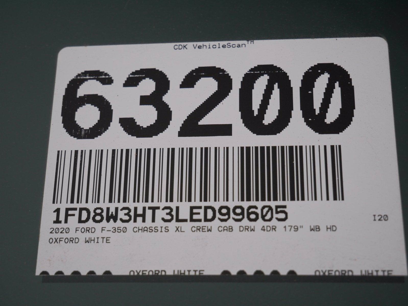 2020 Ford F-350 Crew Cab DRW 4x4, Scelzi CTFB Contractor Body #63200 - photo 41