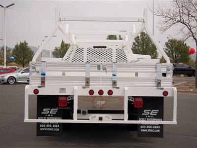 2020 Ford F-350 Crew Cab DRW 4x4, Scelzi CTFB Contractor Body #63200 - photo 6