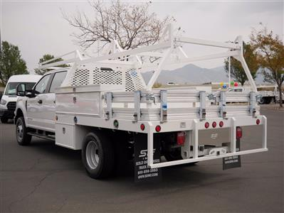 2020 Ford F-350 Crew Cab DRW 4x4, Scelzi CTFB Contractor Body #63200 - photo 7