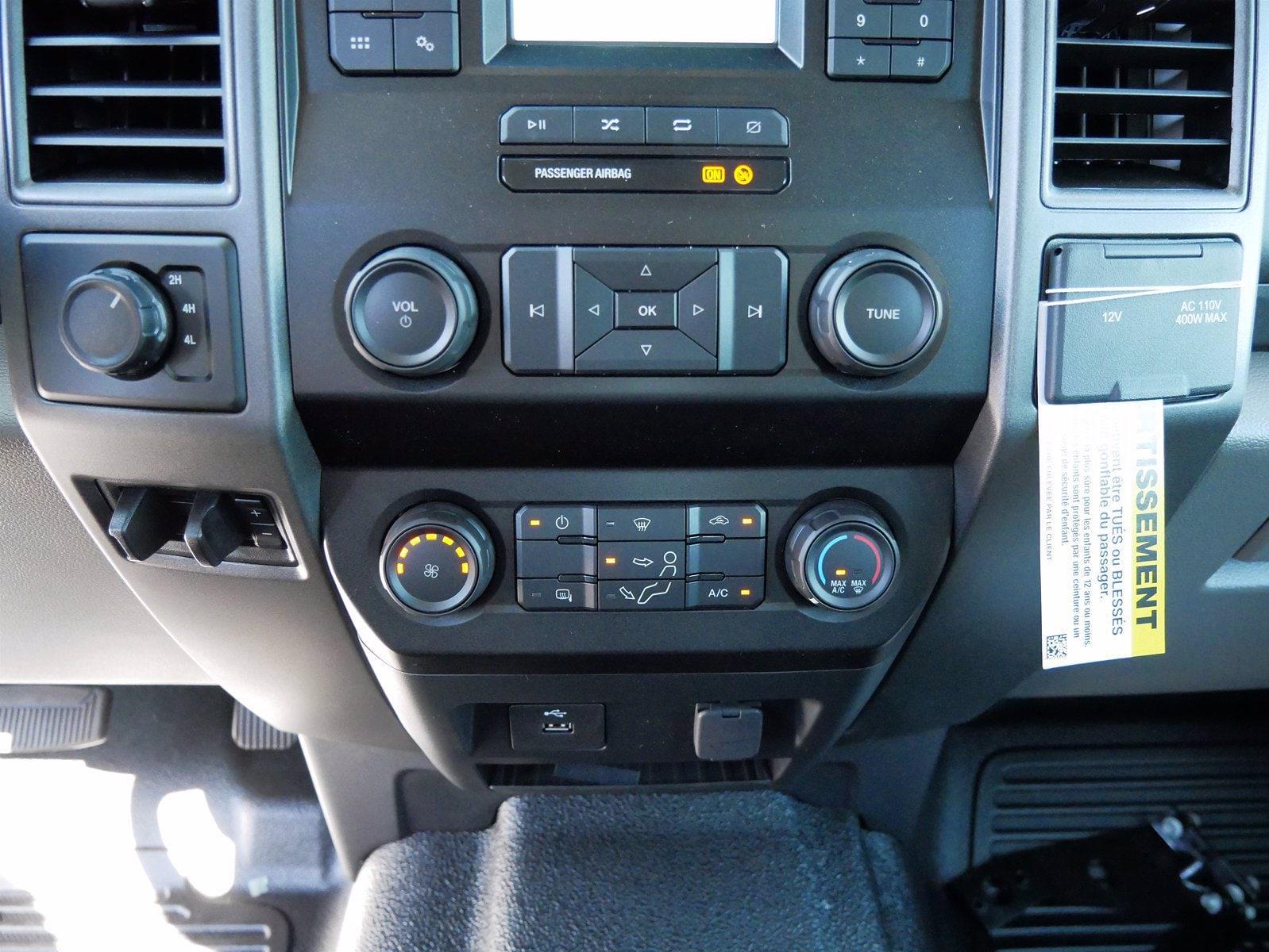 2020 Ford F-550 Crew Cab DRW 4x4, Scelzi SEC Contractor Body #63204 - photo 19