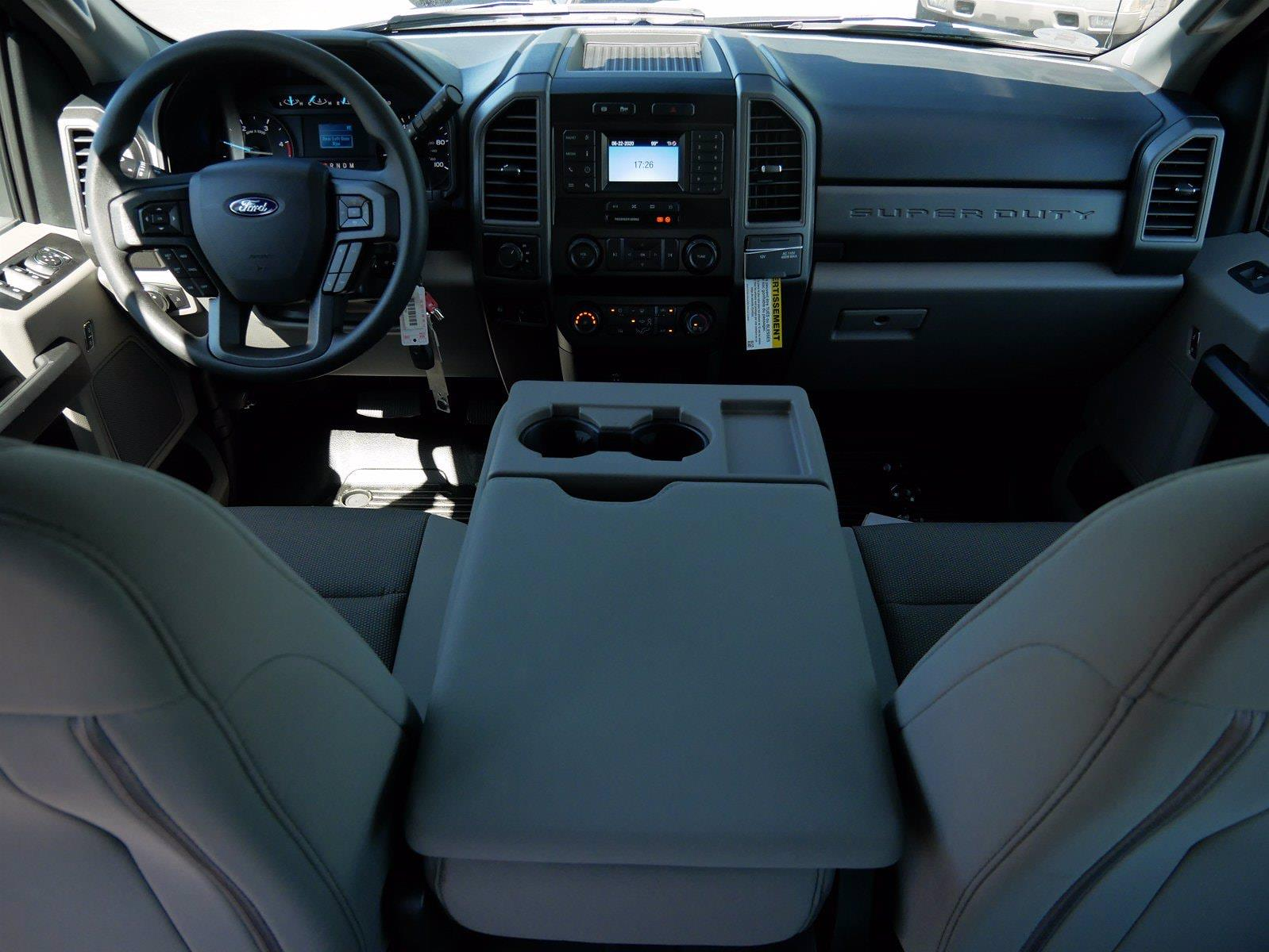 2020 Ford F-550 Crew Cab DRW 4x4, Scelzi SEC Contractor Body #63204 - photo 22