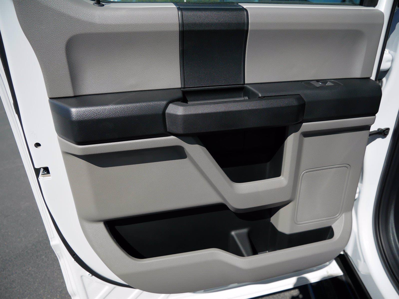 2020 Ford F-550 Crew Cab DRW 4x4, Scelzi SEC Contractor Body #63204 - photo 26