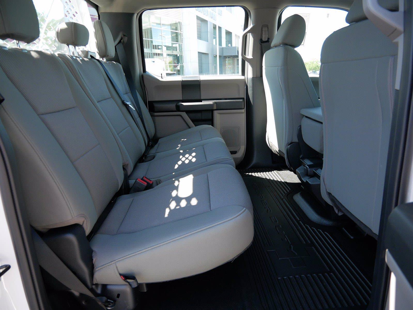 2020 Ford F-550 Crew Cab DRW 4x4, Scelzi SEC Contractor Body #63204 - photo 32