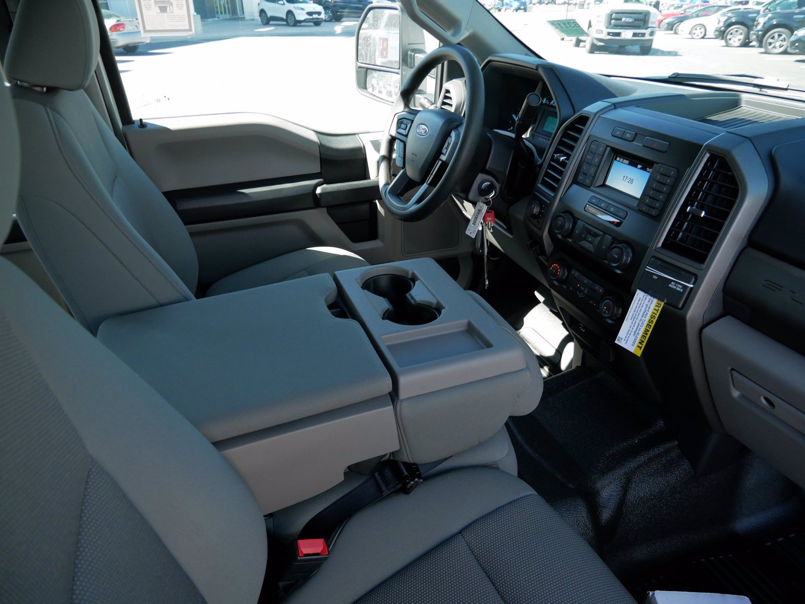 2020 Ford F-550 Crew Cab DRW 4x4, Scelzi SEC Contractor Body #63204 - photo 35
