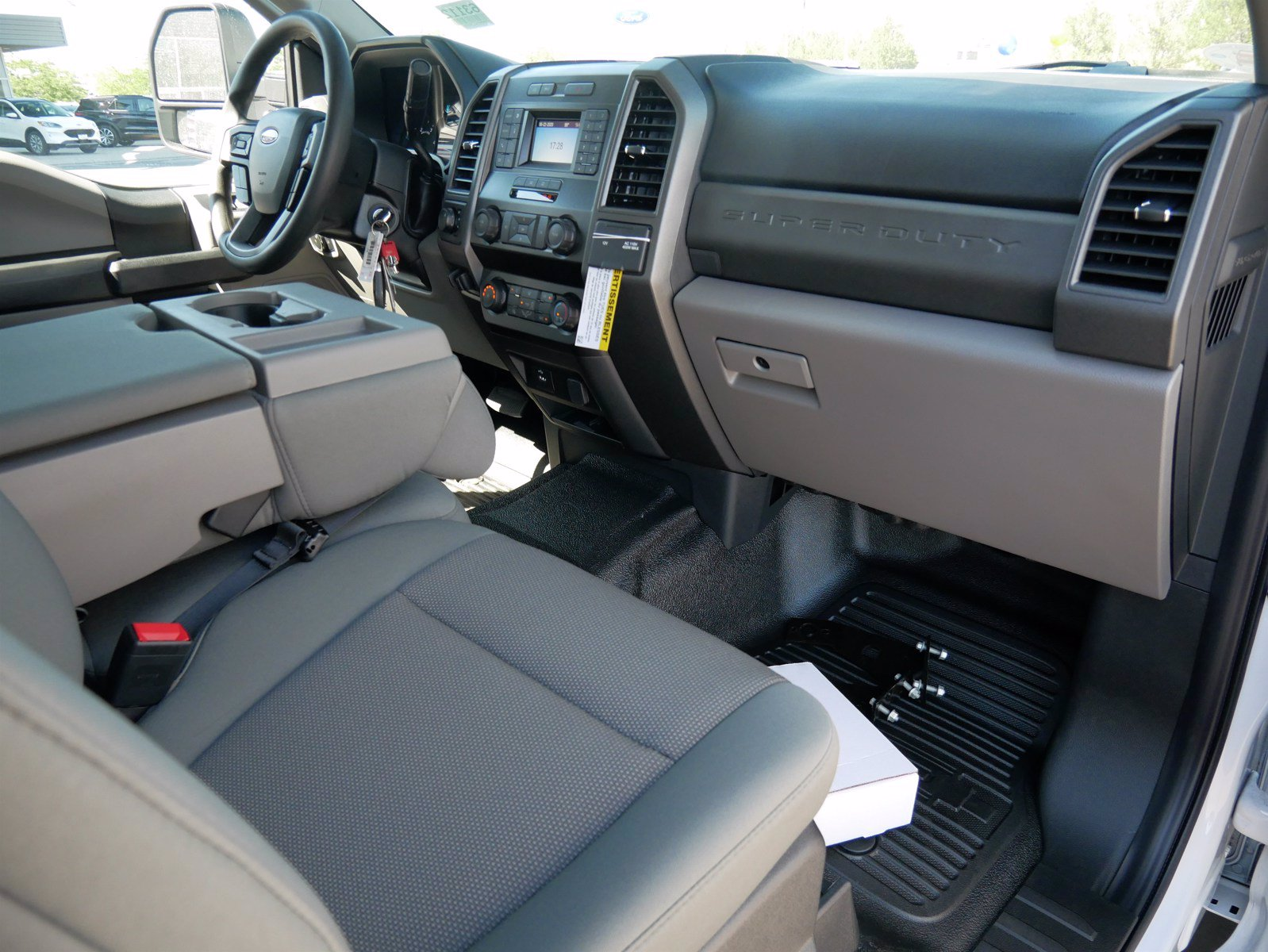 2020 Ford F-550 Crew Cab DRW 4x4, Scelzi SEC Contractor Body #63204 - photo 37