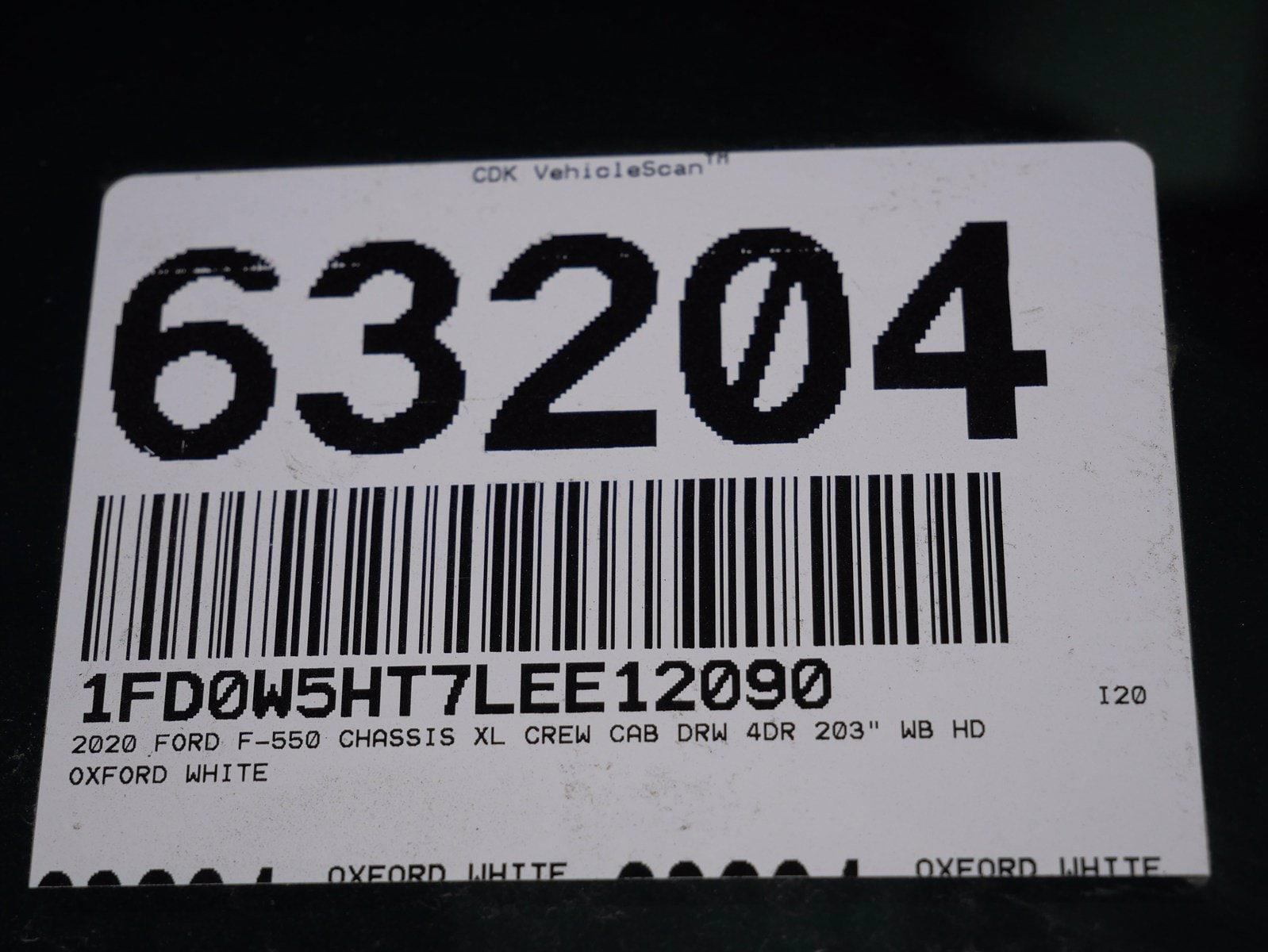 2020 Ford F-550 Crew Cab DRW 4x4, Scelzi SEC Contractor Body #63204 - photo 38