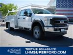 2020 Ford F-550 Crew Cab DRW AWD, Scelzi SEC Contractor Body #63204 - photo 1