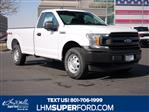 2020 Ford F-150 Regular Cab 4x4, Pickup #63217 - photo 1