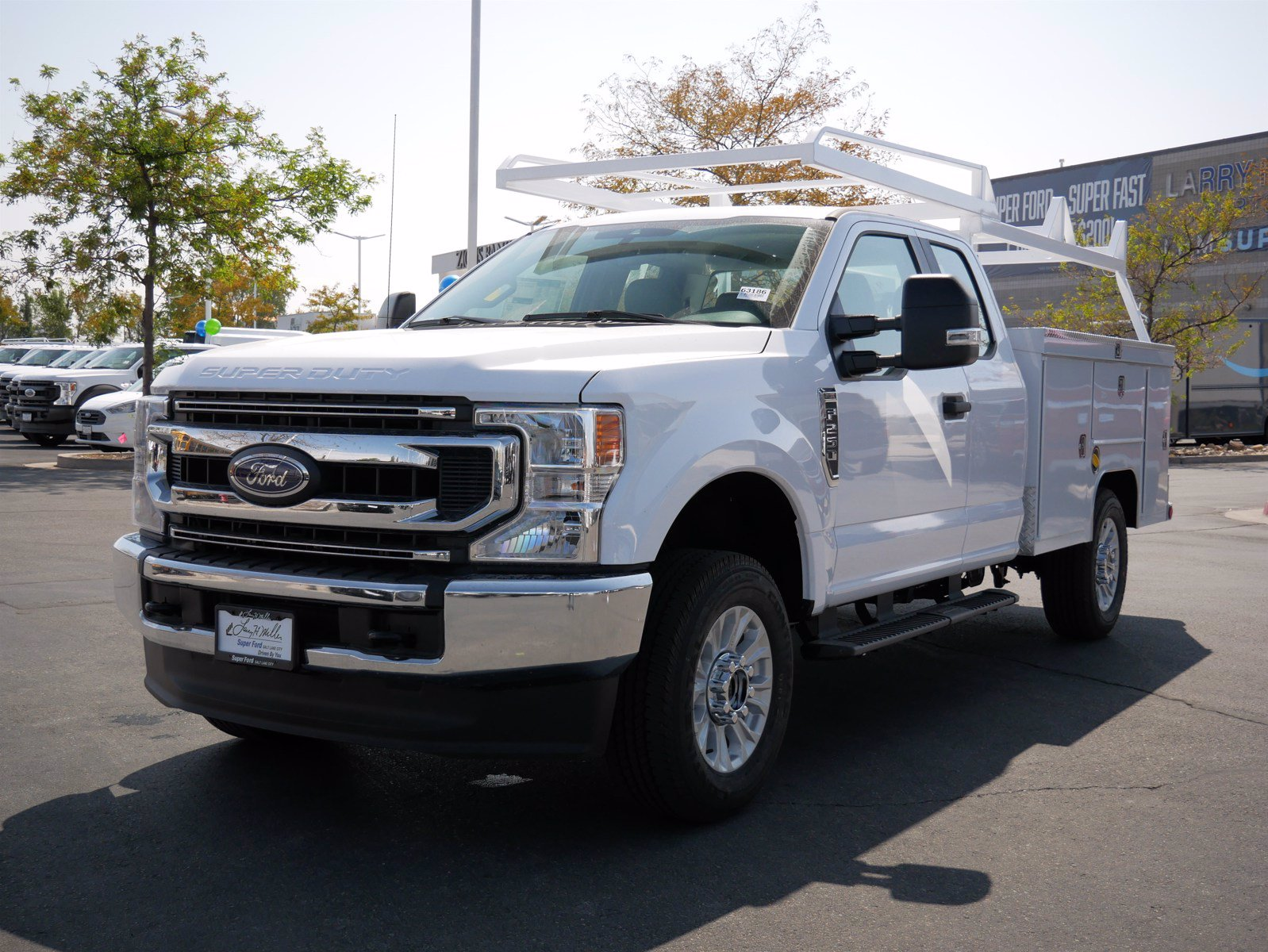2020 Ford F-250 Super Cab 4x4, Scelzi Signature Service Body #63219 - photo 8