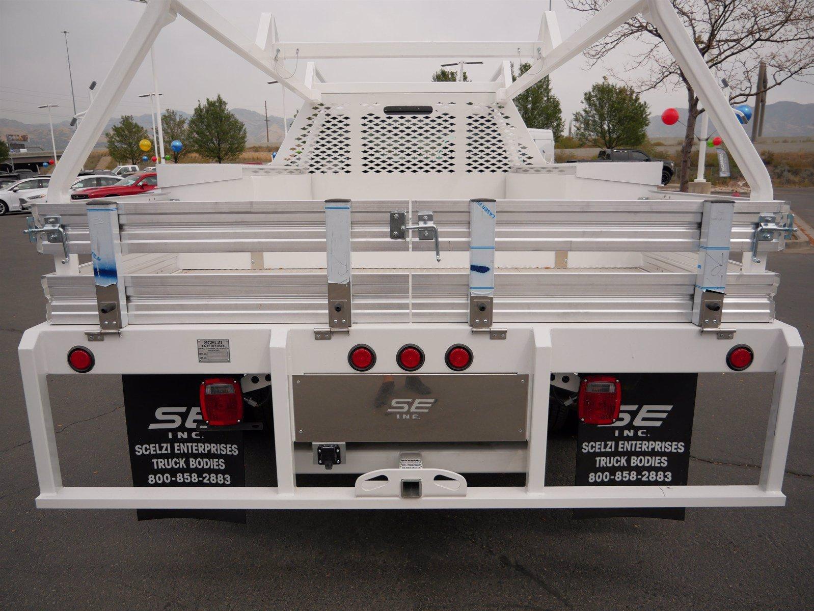 2020 Ford F-350 Crew Cab DRW 4x4, Scelzi CTFB Contractor Body #63220 - photo 27