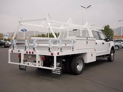 2020 Ford F-350 Crew Cab DRW 4x4, Scelzi CTFB Contractor Body #63220 - photo 2