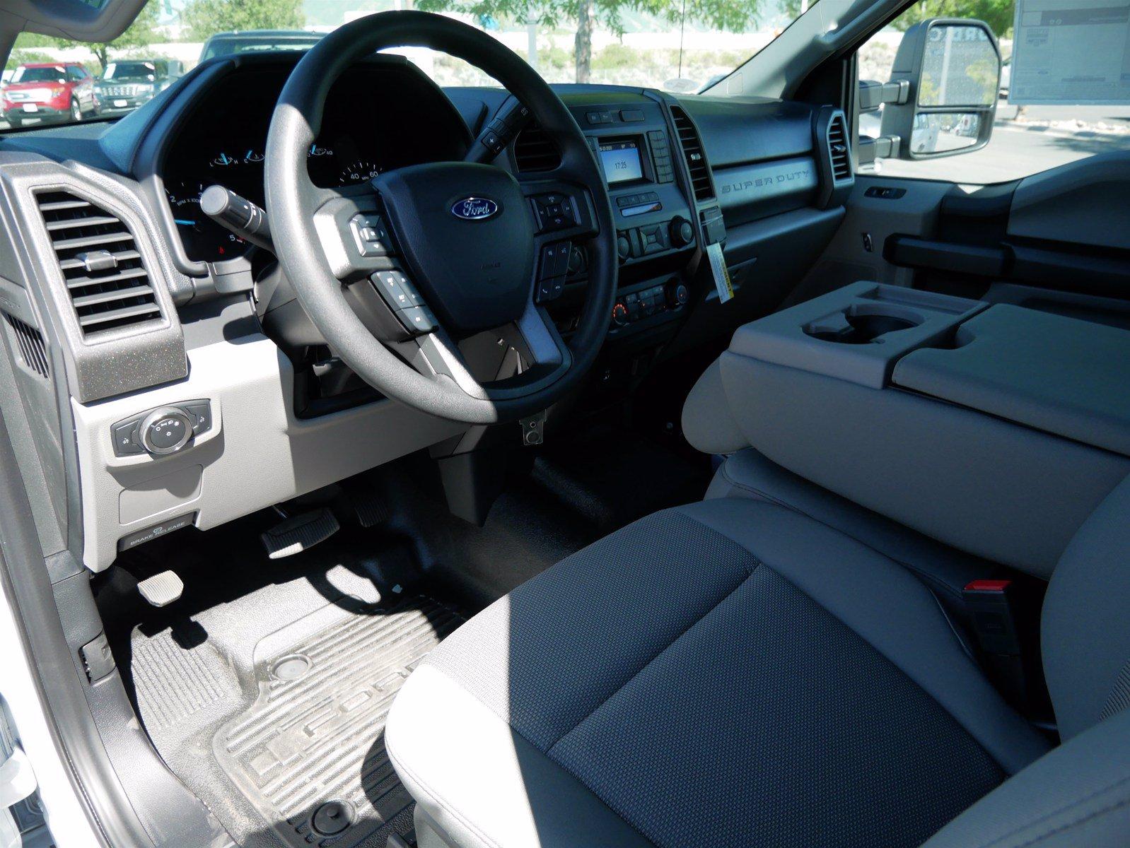 2020 Ford F-550 Crew Cab DRW 4x4, Scelzi SCTFB Contractor Body #63227 - photo 14