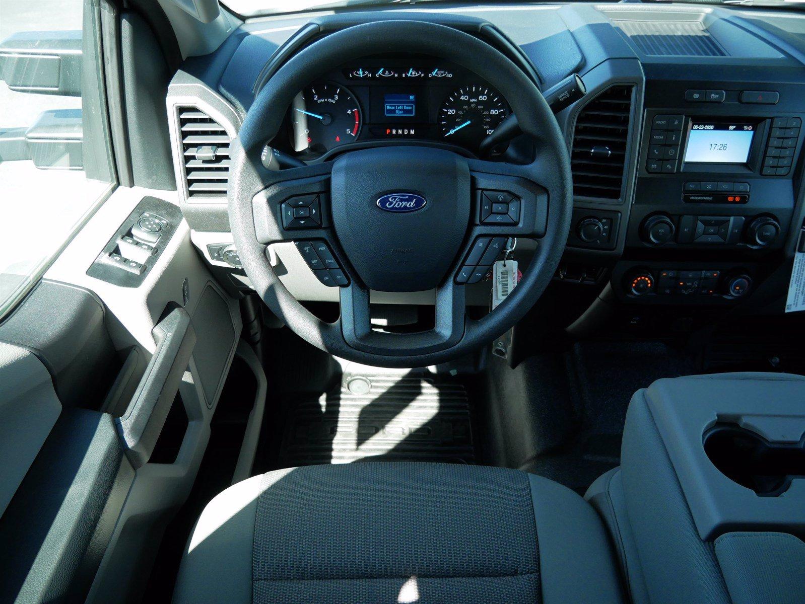 2020 Ford F-550 Crew Cab DRW 4x4, Scelzi SCTFB Contractor Body #63227 - photo 21