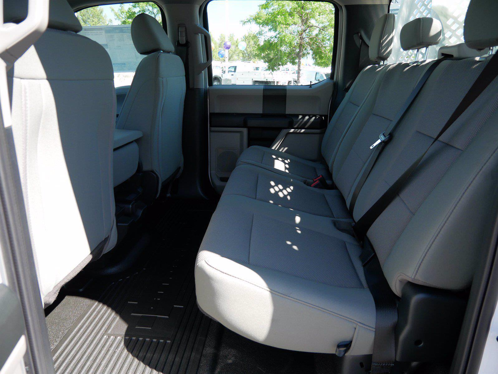 2020 Ford F-550 Crew Cab DRW 4x4, Scelzi SCTFB Contractor Body #63227 - photo 23